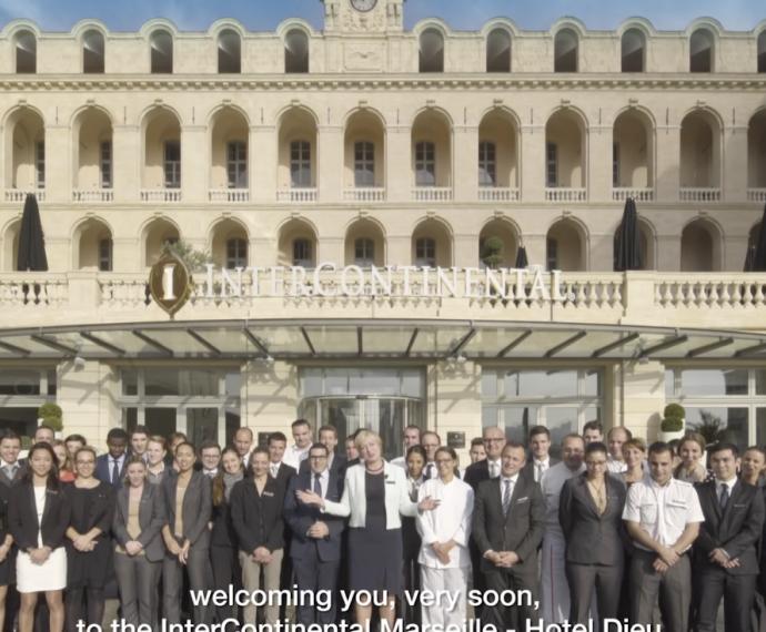 【视频】法国洲际酒店人力资源主管介绍酒店行业各个岗位